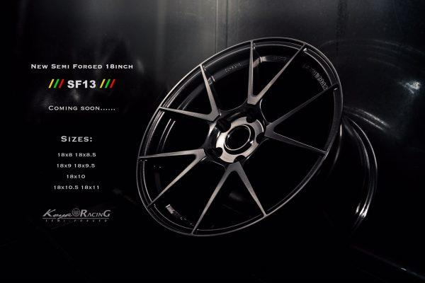 Koya Racing Wheels SF13