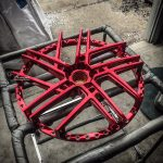 KT101 – CUSTOM TWO PC FORGED WHEEL