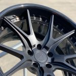 KT106 – CUSTOM TWO PC FORGED WHEEL