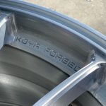 KF110 – CUSTOM FORGED WHEEL