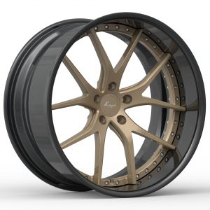 KT115 – CUSTOM TWO PC FORGED WHEEL