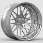 KT116 – CUSTOM TWO PC FORGED WHEEL