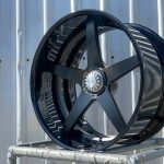 KT107 – CUSTOM TWO PC FORGED WHEEL