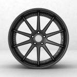 KT108 – CUSTOM TWO PC FORGED WHEEL